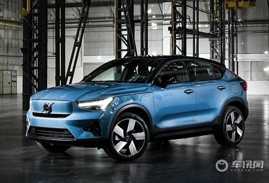 沃尔沃C40海外开放预订 将于今年秋季投产
