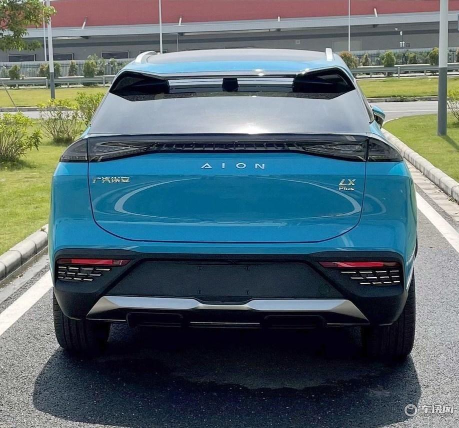 车身加长49毫米,AION LX Plus将于2022年1月上市